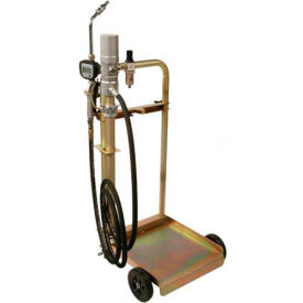 Liquidynamics 20073-S41 Mobile Cart System W/Electronic Meter & Cover