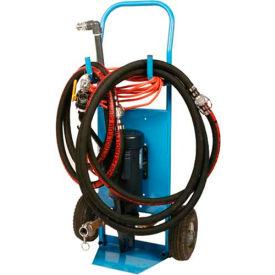 Liquidynamics 33271P Transfer Cart W/PowerMaster, Medium Viscosity 20 GPM
