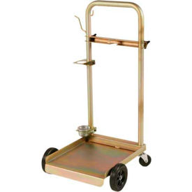 Liquidynamics™ 4 Wheel Drum Cart 51003C for 120 Lb. - 16 Gallon Drums