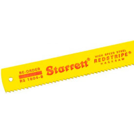 L.S. STARRETT 40065 Redstripe HSS Power Hacksaw Blades