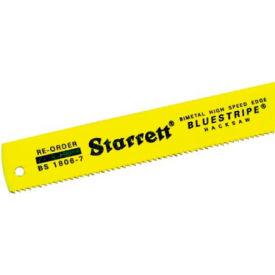 L.S. STARRETT 40099 Bluestripe Bi-Metal Power Hacksaw Blades
