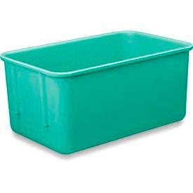 LEWISBins Plexton® NO118-4 Fiberglass Nest Only Container, 11-29/32 x 8-13/16 x 4-1/8, Green - Pkg Qty 10