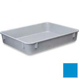 LEWISBins Plexton® NO129-2 Fiberglass Nest Only Container, 12-13/32 x 9-13/16 x 2-1/8, Blue - Pkg Qty 22