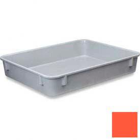 LEWISBins Plexton® NO129-2 Fiberglass Nest Only Container, 12-13/32 x 9-13/16 x 2-1/8, Red - Pkg Qty 22