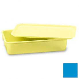LEWISBins Plexton® NO96-2 Fiberglass Nest Only Container, 9-13/16  x  6-3/16  x  2-1/8, Blue - Pkg Qty 48