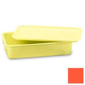 LEWISBins Plexton® NO96-2 Fiberglass Nest Only Container, 9-13/16  x  6-3/16  x  2-1/8, Red - Pkg Qty 48