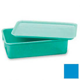 LEWISBins Plexton® NO96-4 Fiberglass Nest Only Container, 9-13/16  x  6-3/16  x  4-1/2, Blue - Pkg Qty 16