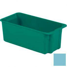 LEWISBins Plexton® SN2010-9 Fiberglass Stack-N-Nest Container, 24-1/8  x  11-13/32  x  9, Blue - Pkg Qty 5