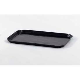 """Lewisbins Plexton® Fiberglass Reinforced Assembly Trays, 18""""L X 12""""W X 1""""H Gray - Pkg Qty 10"""