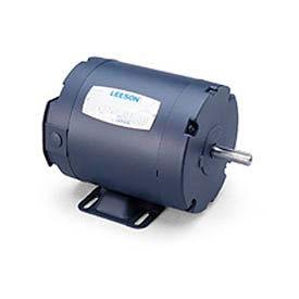 Leeson 092015.00, Standard Eff., 0.17 HP, 1725 RPM, 208-230/460V, 42, TENV, Rigid