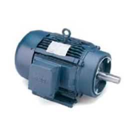 Leeson 102917.00, Standard Eff., 0.5 HP, 1725 RPM, 208-230/460V, S56C, TEFC, C-Face Rigid