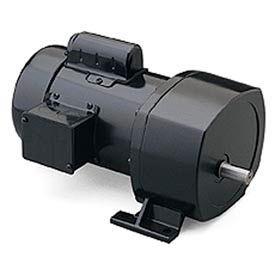 Leeson Motors Electric Gearmotors-Parallel Shaft, 133RPM, 1/4HP, TEFC, 115/208-230V, AC