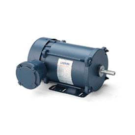 Leeson Motors Single Phase Explosion Proof Motor 1/2HP, 1725RPM, 56H, EPFC, 60HZ, Automatic, 1.0SF