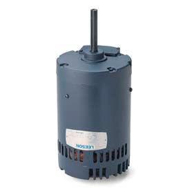 Leeson Motors 111147.00, 3-Phase Fan & Blower Motor 1HP, 1140RPM, 56, DP, 208-230/460V, 60HZ, 40C