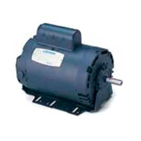 Leeson 111961.00, 3-Phase Motor 1/.44HP, 1740/1140RPM, 56H, DP, /460V, 60HZ, 40C, 1.15SF, Resilient