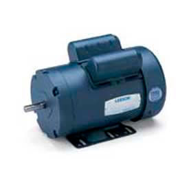 Leeson Single Phase General Purpose Motor 50HZ, 2HP, 1.1KW, 1440RPM, 182, IP22, 220V, 1.15SF, Rigid
