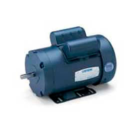 Leeson Single Phase General Purpose Motor 50HZ, 2HP, 1.1KW, 1440RPM, 182, IP54, 220V1.0SF, Rigid