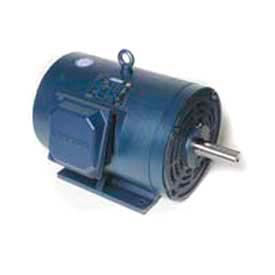 Leeson Motors 3-Phase Farm Ag Motor 15HP, 1800RPM, 254T, ODP, 230/460V, 60HZ, , Rigid