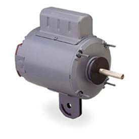 Leeson 191873.00, Single Phase  Motor .5HP, 1625RPM, TENV, 115/230V, 60HZ, Auto, 100C, Special
