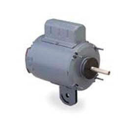 Leeson 191909.00, Single Phase  Motor 1/4HP, 1075RPM, 48Y, TENV, 115/230V, Auto, Special, .625U