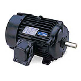 Leeson Motors 3-Phase Explosion Proof Motor, 75HP, 3600RPM,365TS,EPFC,230/460V,60HZ,40C,1.15SF