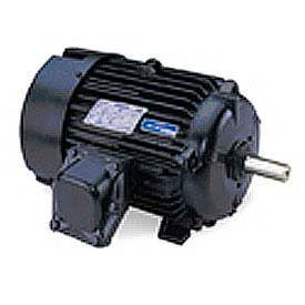 Leeson Motors 3-Phase Explosion Proof Motor, 125HP, 3600RPM,444TS,EPFC,230/460V,60HZ,40C,1.15SF