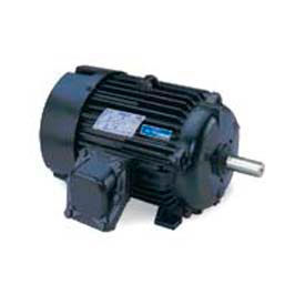 Leeson Motors 3-Phase Explosion Proof Motor, 200HP, 1800RPM,445T,EPFC,230/460V,60HZ,40C,1.15SF