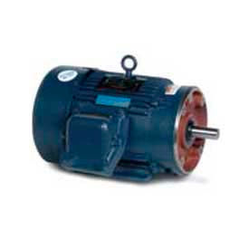 Leeson Motors 3-Phase Explosion Proof Motor, 3HP, 1800RPM,182TC,EPFC,230/460V,60HZ,40C,1.15SF