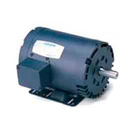 Leeson G120032.00, High Eff., 1.5 HP, 1740 RPM, 200-208V, 145T, TEFC, Rigid
