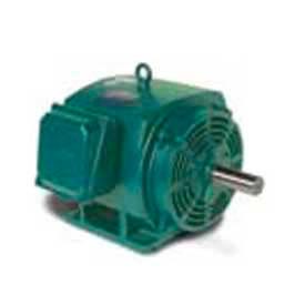 Leeson G151809.22, High Eff., 3 HP, 900 RPM, 230/460V, 215T, ODP, Rigid