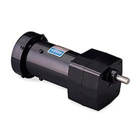 Leeson M1125133.00, 1/15 HP, 283 RPM, 115V, 1-Phase, TEFC, PZ, 6:1 Ratio, 12 In-Lbs
