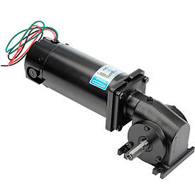 Electric Gear Motors Dc Right Angle Motors Leeson