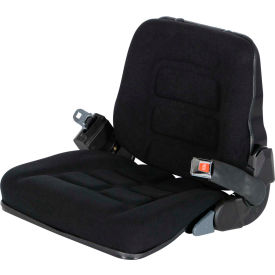 Vestil Industrial Forklift Truck Seat LTS-C - Cloth with Seat Belt