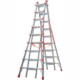 Little Giant® SkyScraper Aluminum Extension Ladder 9'-17' - 10110