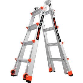 Little Giant® Revolution XE Aluminum Extension Ladder 9'-15' - 12017
