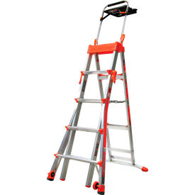 Little Giant® Type 1A Select Step 8' Aluminum Ladder W/ Air Deck - 15125-001
