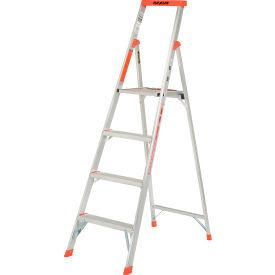 Little Giant® Flip-N-Lite Aluminum Platform Step Ladder - 6' - 15270-001
