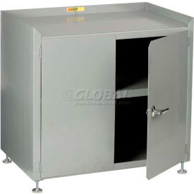 "Little Giant® Stationary Shop Cabinet w/Leg Levelers, 36""W x 24""D"