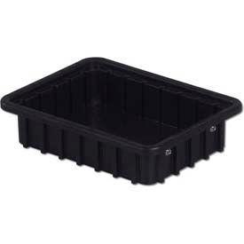"LEWISBins ESD-Safe Divider Box DC1025xL - 10-13/16""L x 8-5/16""W x 2-1/2""H - Pkg Qty 24"