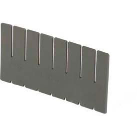 "LEWISBins ESD-Safe Vertical Box Dividers DV1050xL - 9-1/8""L x 4-13/32""H - Pkg Qty 6"
