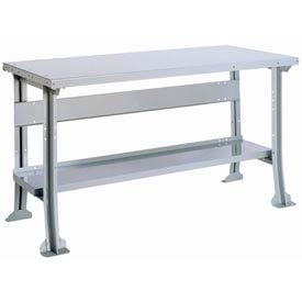 "Shelf & Stringer 48"" Bench"
