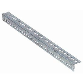 """Lyon Slotted Angle 14-Gauge 2-1/4""""x1-1/2""""x10' 120-Pack"""