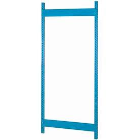 "Bulk Storage Rack Upright, 36""Dx84""H, Gray"
