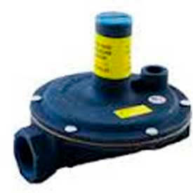 "Maxitrol 1-1/2"" Certified Line Regulator W/Imblue Technology 325-7ABL 1 1/2, Up To 1,250,000 BTU"