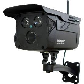 Enhanced Weatherproof Digital Wireless Camera with Night Vision - SM-804DT