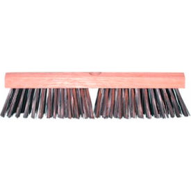 Carbon Steel Wire Deck Brushes, MAGNOLIA BRUSH 412-S