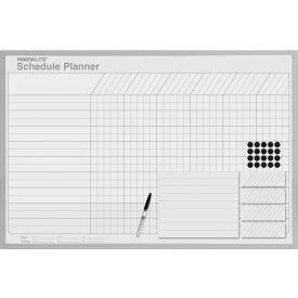 """Schedule Planner Kit, 24"""" x 36"""""""