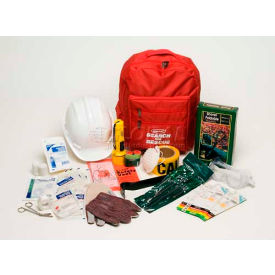 Mayday 1 Person Professional Rescue Kit, KSR1A, 18 Pieces/Kit