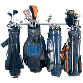 how to add stabilizing bar to golf bag