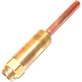 "Mitco C347-2m Immersion Well For Aquastats 1/2""Pipe Conn. X 3/8""Dia. X 1-1/2""D - Min Qty 2"